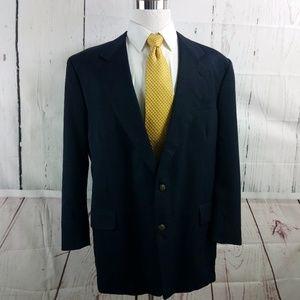 Oscar de la Renta 48L Suit Blazer Sports Coat